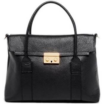 Taschen Damen Handtasche Maison Heritage AMY NOIR
