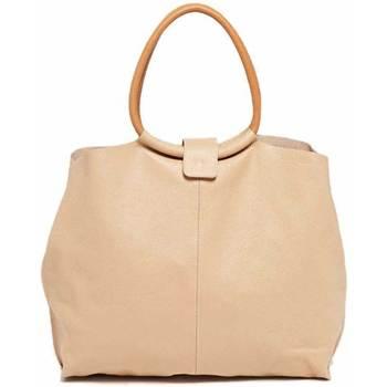 Taschen Damen Handtasche Victor & Hugo LILA beige