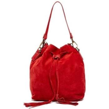 Taschen Damen Handtasche Abaco Paris MALIA rouge