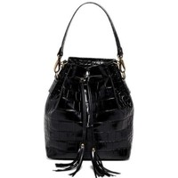 Taschen Damen Handtasche Abaco Paris MALIA noir