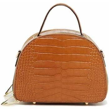 Taschen Damen Handtasche Abaco Studio IVA camel