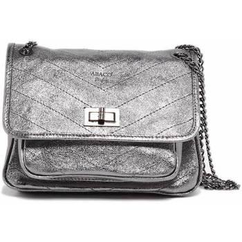 Taschen Damen Umhängetaschen Abaco Studio LYN gris métallique