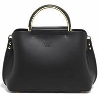 Taschen Damen Handtasche Abaco Studio PAM noir