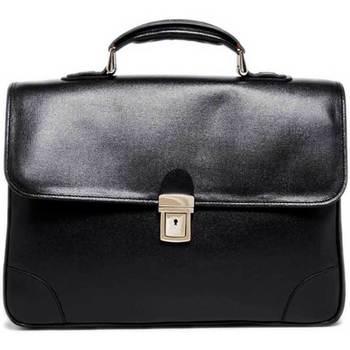 Taschen Dokumententasche / Aktentasche Maison Heritage NEON noir