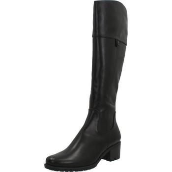 Schuhe Damen Stiefel Regarde Le Ciel ZOYA135411 Schwarz