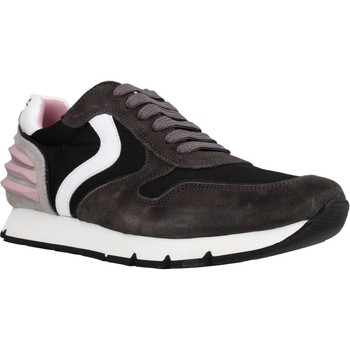 Schuhe Mädchen Sneaker Low Voile Blanche LIAM POWER LACCIO Schwarz