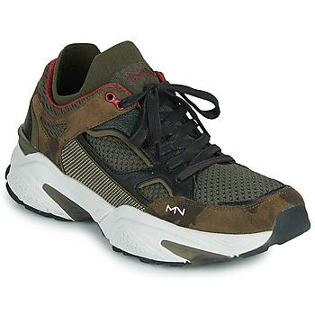 Schuhe Herren Sneaker Low Skechers KRAZ - THURSTON Braun
