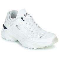 Schuhe Herren Sneaker Low Skechers KRAZ - THURSTON Weiss