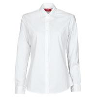 Kleidung Damen Hemden BOTD OWOMAN Weiss