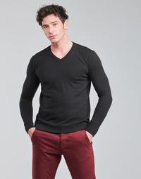 Kleidung Herren Pullover BOTD OOMAN Schwarz