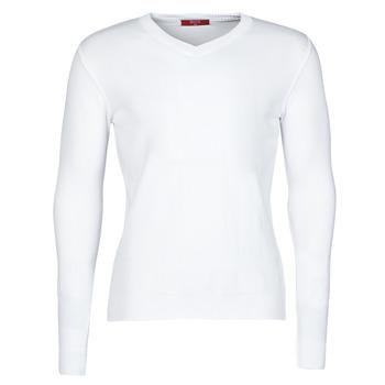 Kleidung Herren Pullover BOTD OOMAN Weiss