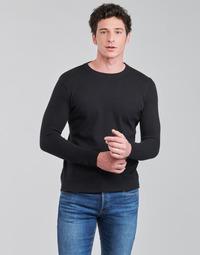 Kleidung Herren Pullover BOTD OLDMAN Schwarz