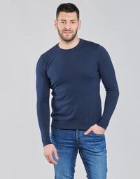 Kleidung Herren Pullover BOTD OLDMAN Marine