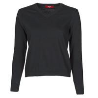 Kleidung Damen Pullover BOTD OWOXOL Schwarz