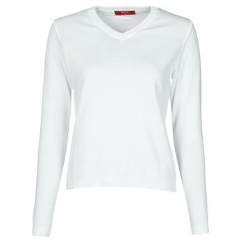 Kleidung Damen Pullover BOTD OWOXOL Weiss
