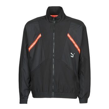 Kleidung Herren Trainingsjacken Puma WVN JACKET Schwarz / Rot