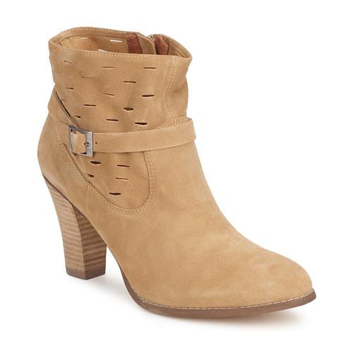 One Step VIRNA Stein / kaffee  Schuhe Low Boots Damen 97,30
