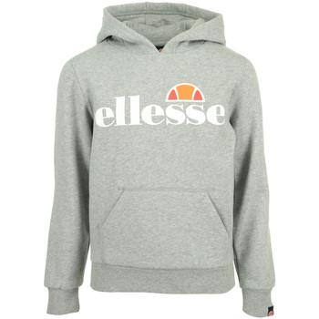Kleidung Kinder Sweatshirts Ellesse Jero Hoody Jr Grau