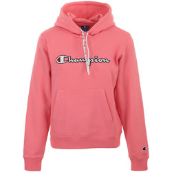 Kleidung Damen Sweatshirts Champion Hooded Sweatshirt Wn's Rose
