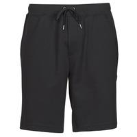 Kleidung Herren Shorts / Bermudas Polo Ralph Lauren SHORT DE JOGGING EN DOUBLE KNIT TECH LOGO PONY PLAYER Blau / rot / grau