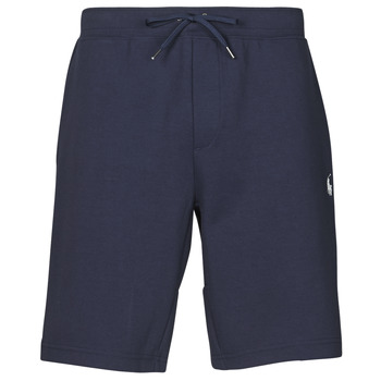 Kleidung Herren Shorts / Bermudas Polo Ralph Lauren SHORT DE JOGGING EN DOUBLE KNIT TECH LOGO PONY PLAYER Marine