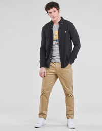 Kleidung Herren 5-Pocket-Hosen Polo Ralph Lauren PANTALON CHINO PREPSTER AJUSTABLE ELASTIQUE AVEC CORDON INTERIEU Beige