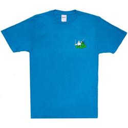 Kleidung Herren T-Shirts Ripndip Teenage mutant tee Blau