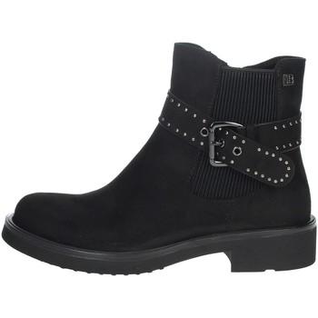 Schuhe Damen Boots Laura Biagiotti 6539 Schwarz