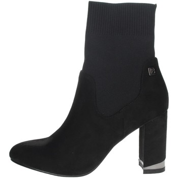 Schuhe Damen Low Boots Laura Biagiotti 5793 Schwarz