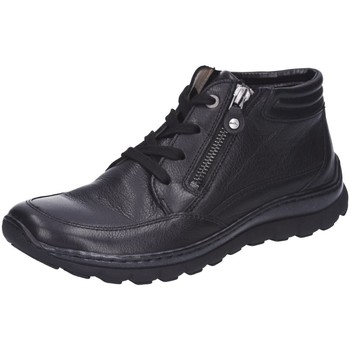 Schuhe Damen Wanderschuhe Ara Schnuerschuhe TAMPA Weite G Warmfutter 12-18524-63 schwarz