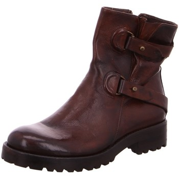 Schuhe Damen Low Boots Corvari Premium D3034 braun