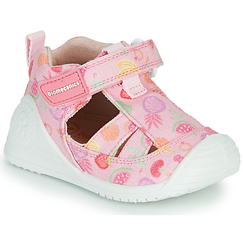 Schuhe Mädchen Sandalen / Sandaletten Biomecanics 212212 Rose