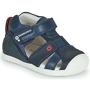 Schuhe Jungen Sandalen / Sandaletten Biomecanics 212144 Marine