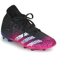 Schuhe Kinder Fußballschuhe adidas Performance PREDATOR FREAK .3 F Schwarz / Rose