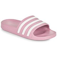 Schuhe Damen Pantoletten adidas Performance ADILETTE AQUA Rose
