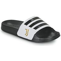 Schuhe Pantoletten adidas Performance ADILETTE SHOWER Weiss / Schwarz