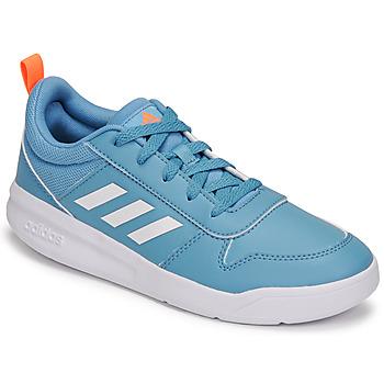 Schuhe Kinder Sneaker Low adidas Performance TENSAUR K Blau