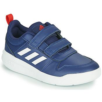 Schuhe Kinder Sneaker Low adidas Performance TENSAUR C Blau