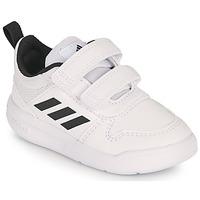 Schuhe Kinder Sneaker Low adidas Performance TENSAUR I Weiss