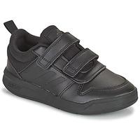 Schuhe Kinder Sneaker Low adidas Performance TENSAUR C Schwarz