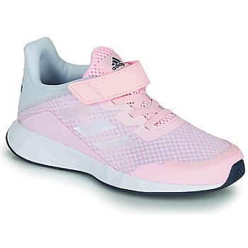 Schuhe Mädchen Sneaker Low adidas Performance DURAMO SL C Rose