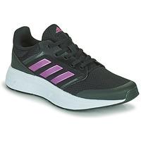 Schuhe Damen Laufschuhe adidas Performance GALAXY 5 Schwarz / Rose