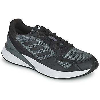 Schuhe Damen Laufschuhe adidas Performance RESPONSE RUN Schwarz
