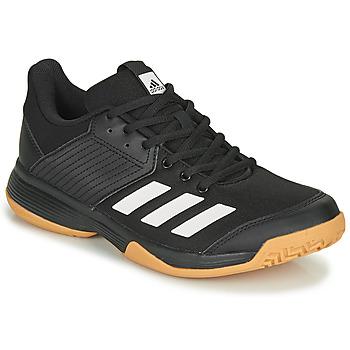 Schuhe Indoorschuhe adidas Performance LIGRA 6 Schwarz