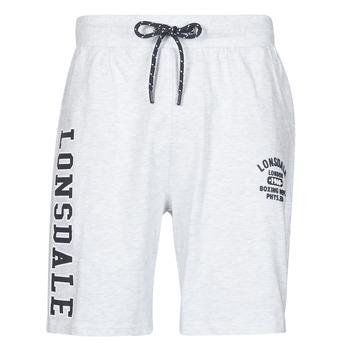 Kleidung Herren Shorts / Bermudas Lonsdale KNUTTON Grau