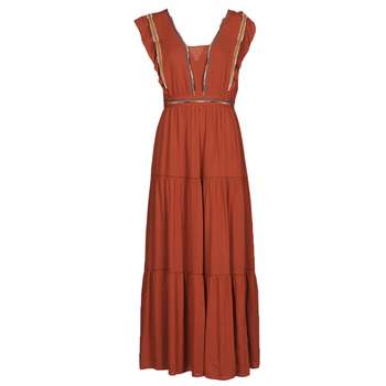 Kleidung Damen Maxikleider See U Soon 21121116 Rot