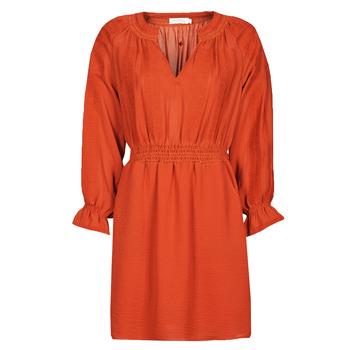 Kleidung Damen Kurze Kleider See U Soon 21122109 Rot