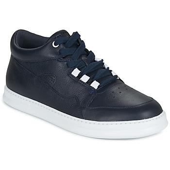 Schuhe Herren Sneaker Low Camper RUNNER 4 Blau