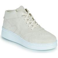 Schuhe Damen Sneaker Low Camper RUNNER UP Beige