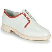 Schuhe Damen Derby-Schuhe Camper TWINS Weiss